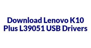 Lenovo K10 Plus L39051