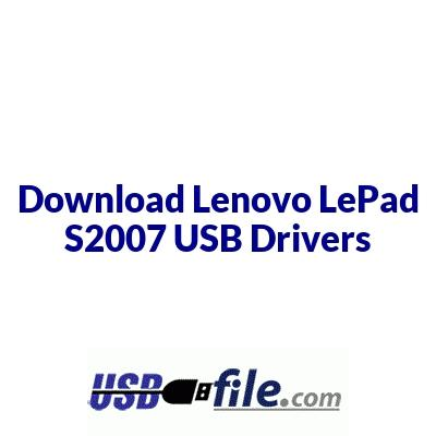 Lenovo LePad S2007
