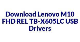 Lenovo M10 FHD REL TB-X605LC