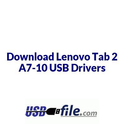 Lenovo Tab 2 A7-10