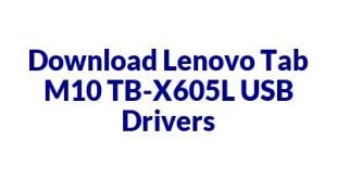 Lenovo Tab M10 TB-X605L