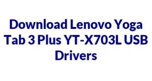 Lenovo Yoga Tab 3 Plus YT-X703L