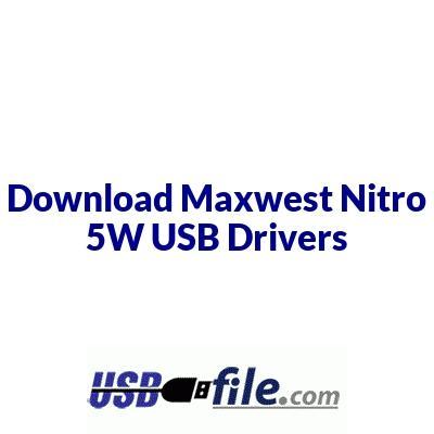 Maxwest Nitro 5W
