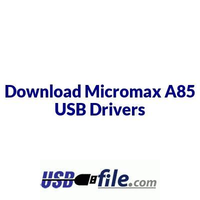 Micromax A85