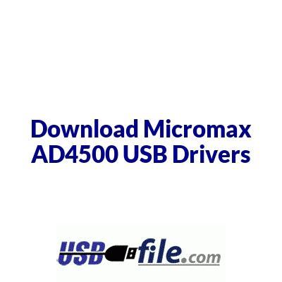 Micromax AD4500