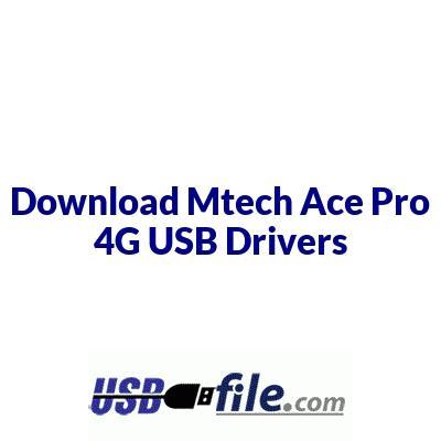 Mtech Ace Pro 4G