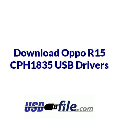 Oppo R15 CPH1835