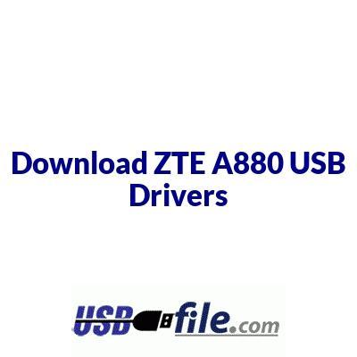ZTE A880