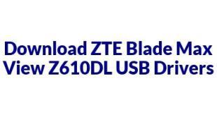 ZTE Blade Max View Z610DL