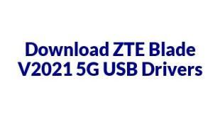 ZTE Blade V2021 5G