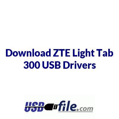 ZTE Light Tab 300