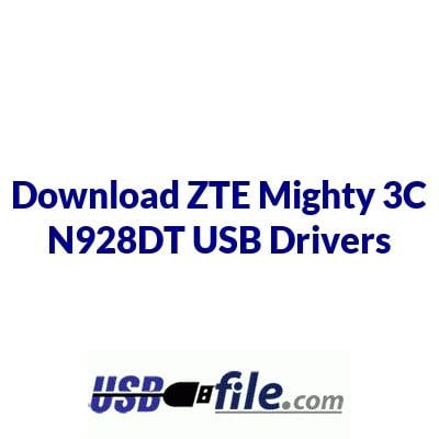ZTE Mighty 3C N928DT