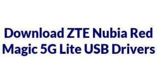 ZTE Nubia Red Magic 5G Lite