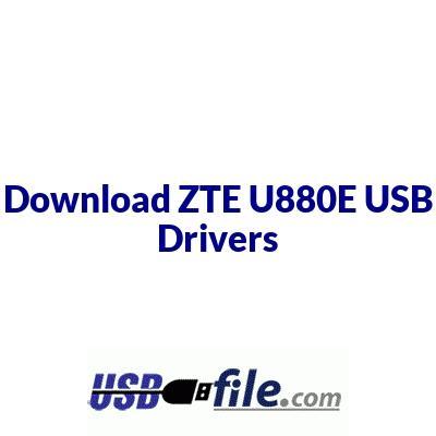 ZTE U880E