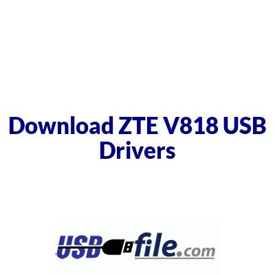 ZTE V818