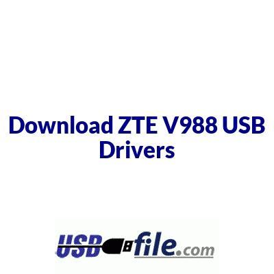 ZTE V988