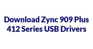 Zync 909 Plus 412 Series
