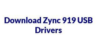 Zync 919