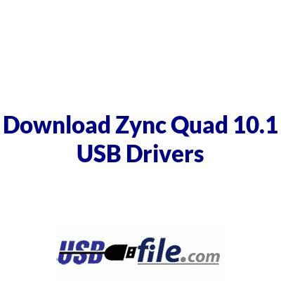 Zync Quad 10.1