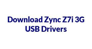 Zync Z7i 3G