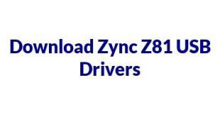 Zync Z81