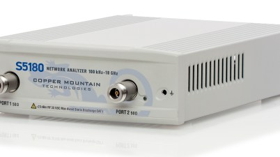Compact USB Network Analyzers with Free Features