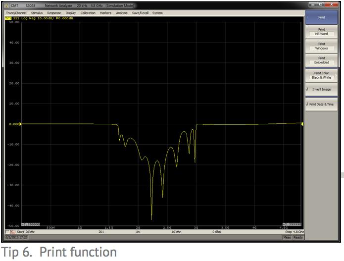 Tip 8: Print Function
