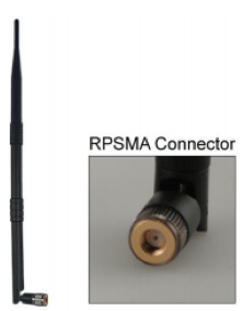 RPSMA Connector for USB Network Analyzers
