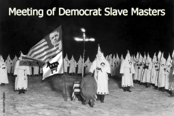 Anti Democrat Cartoons