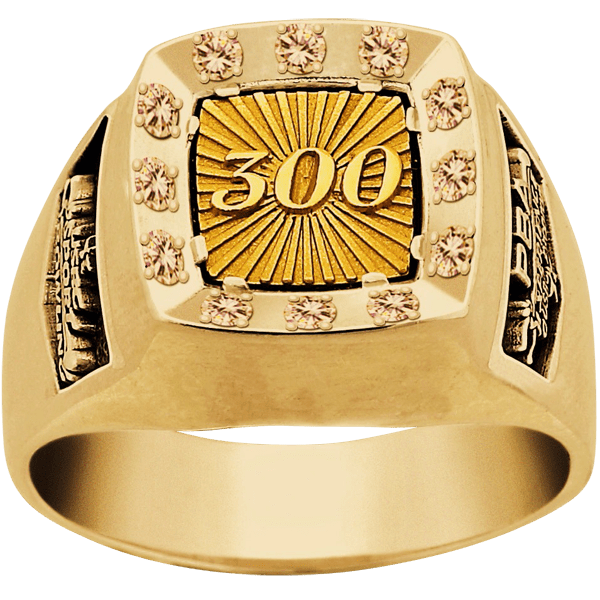 PBA 300 Game Rold Ring