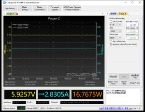 Moto G6 power meter (QC)