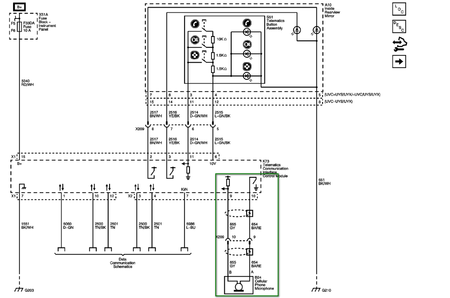 Wiring Diagram 2007 Gmc Sierra