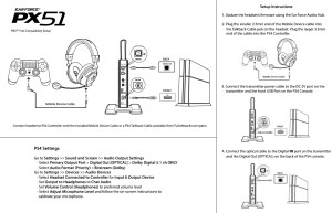 Ps4 Headset Compatibility – Turtle Beach  Microphone To