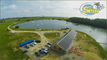 photo of the spin cable park belgium