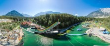 area 47 austria 2016 new full size wakepark cablepark