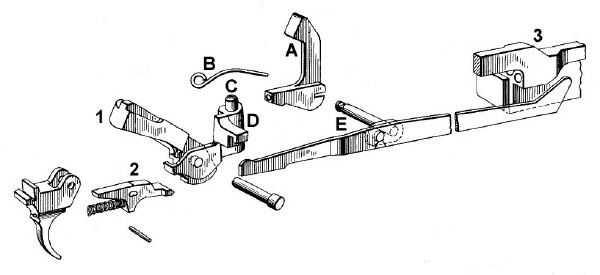 Diagram Adapted From U.S. Patent 2,465,487