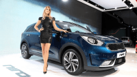 2020 Kia Niro ALL Electric SUV Redesign and Concept