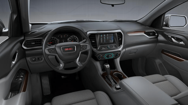 2020 GMC Acadia Powertrain, Redesign, and Release Date