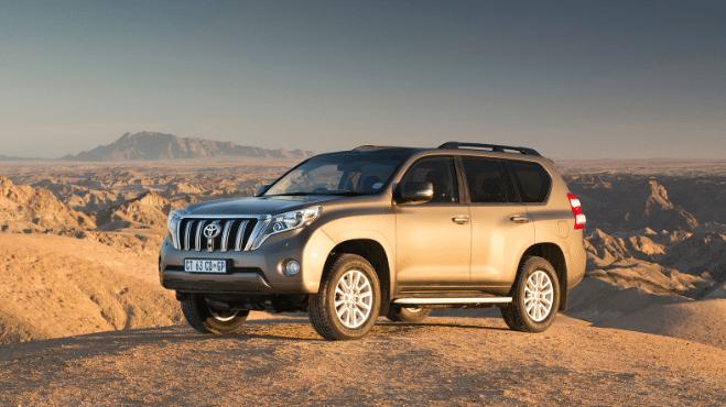 2020 Toyota Land Cruiser Prado Price and Release Date