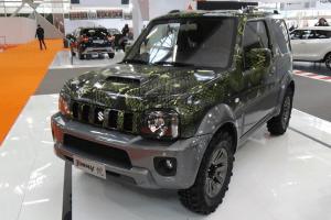 2020 Suzuki Jimny Concept, Engine, and Release Date