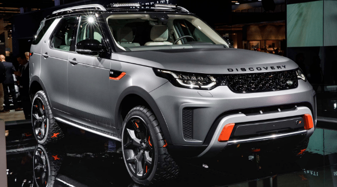 2020 Land Rover Discovery SVX Price and Release Date