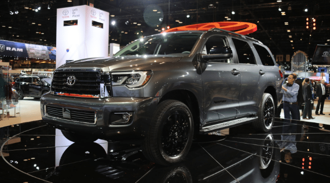 2020 Toyota Sequoia Interiors, Under The Hood, and Price