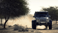 2020 Mercedes-Benz G-Wagen Rumors New Generation Release