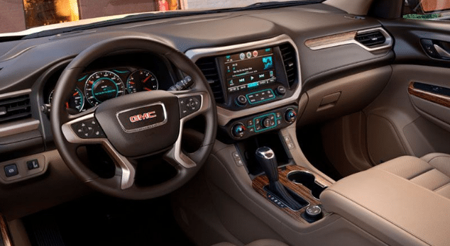 2020 GMC Acadia Denali Specs, Redesign, And Release Date