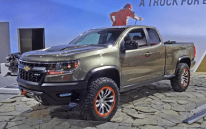 2020 Chevy Colorado ZR2 Redesign, Changes, Refresh, Price