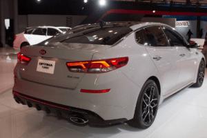 2019 Kia Optima Release Date and Price