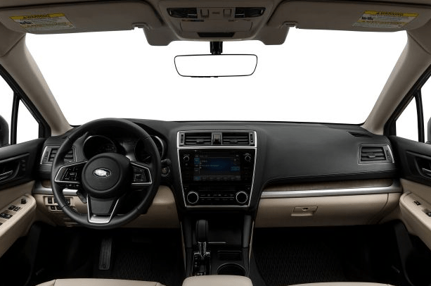 2020 Subaru Outback Interior