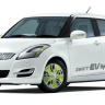 2020 Suzuki Swift Hybrid, Redesign