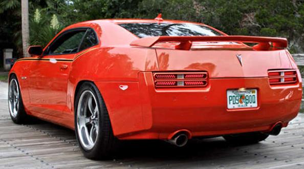 2020 Pontiac GTO Pictures