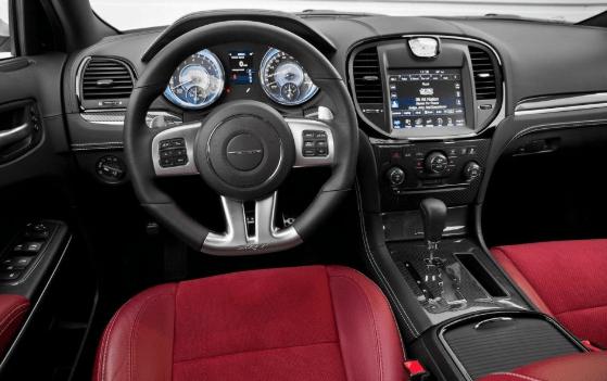 2019 Chrysler 300c Interior